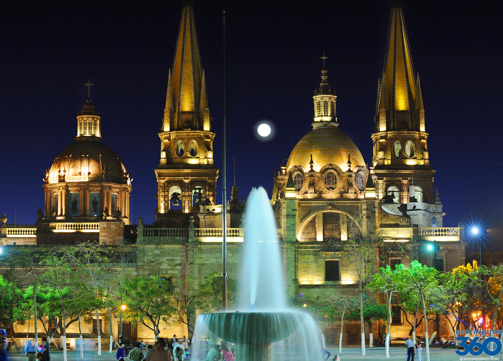 Guadalajara Virtual Tour