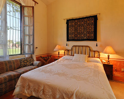 Hacienda El Carmen Room Virtual Tour