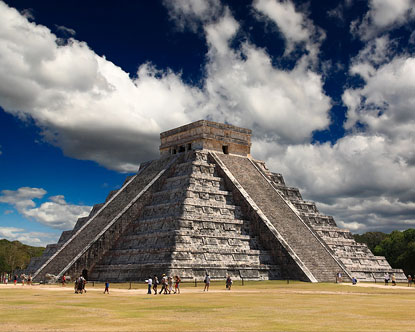 History of Chichen Itza