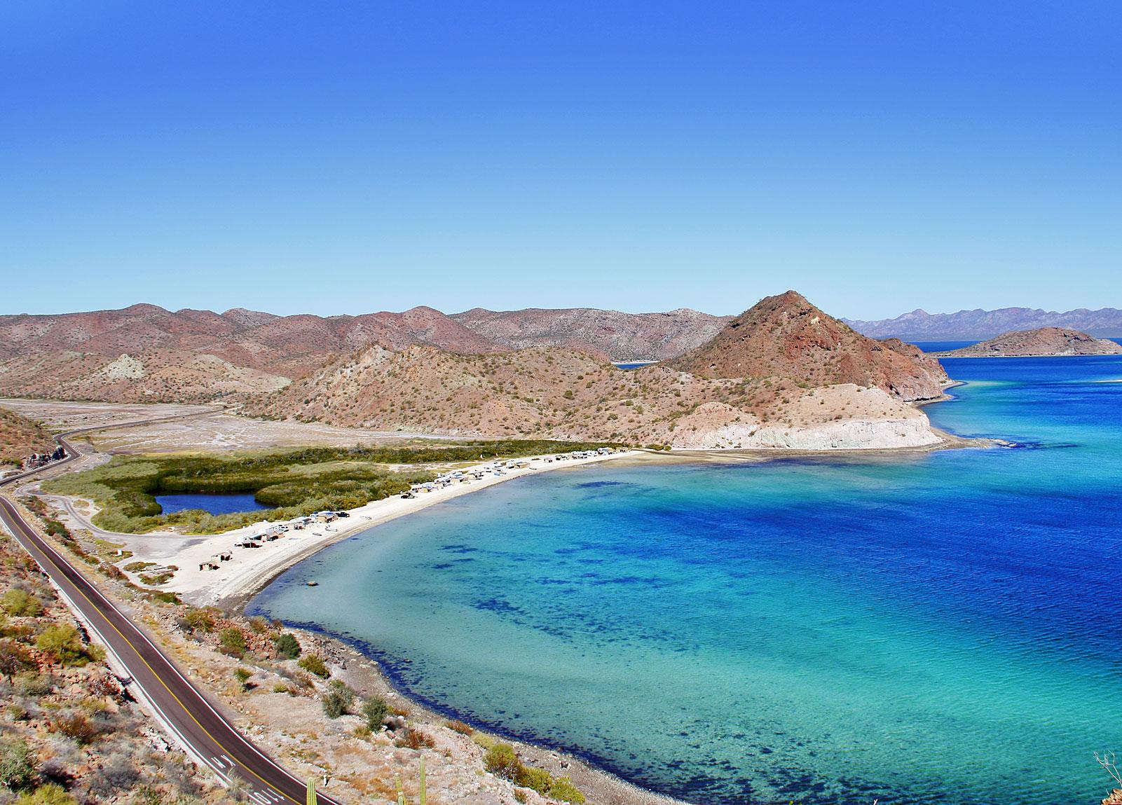 Loreto Baja Peninsula