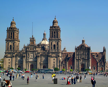 Mexico City Itineraries