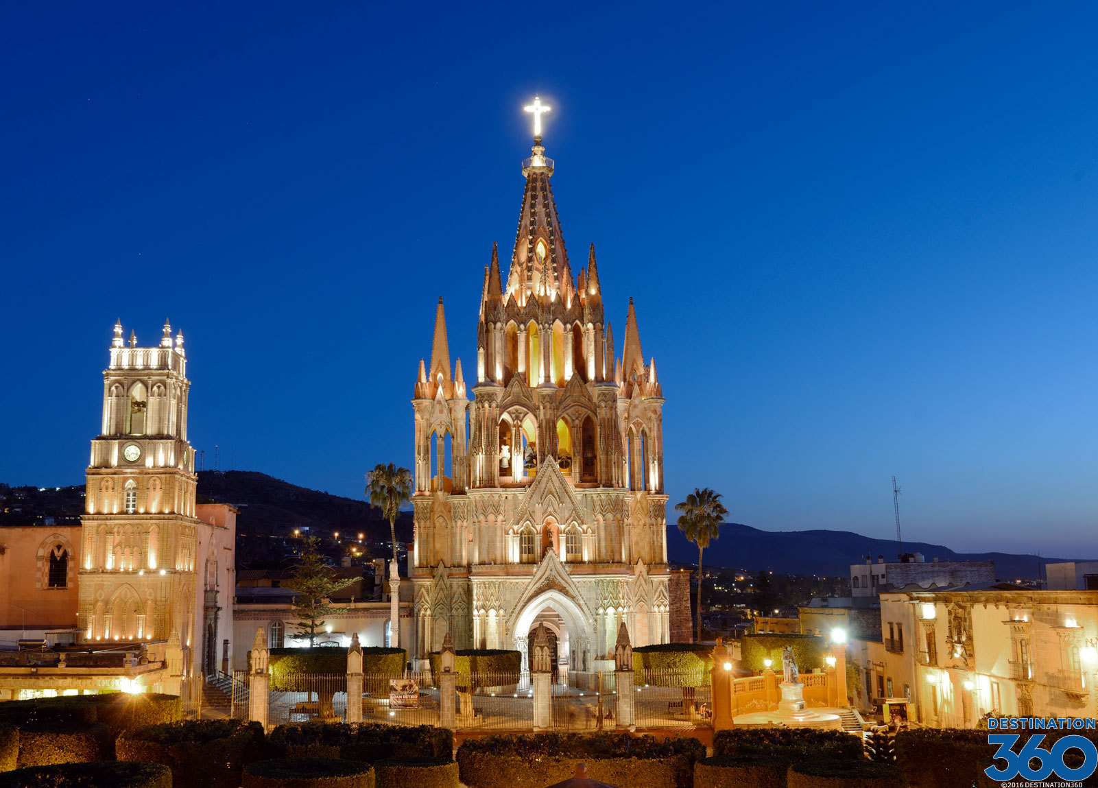 San Miguel De Allende Virtual Tour