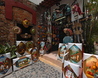 Shopping Mexico