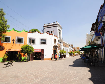 Tlaquepaque Virtual Tour