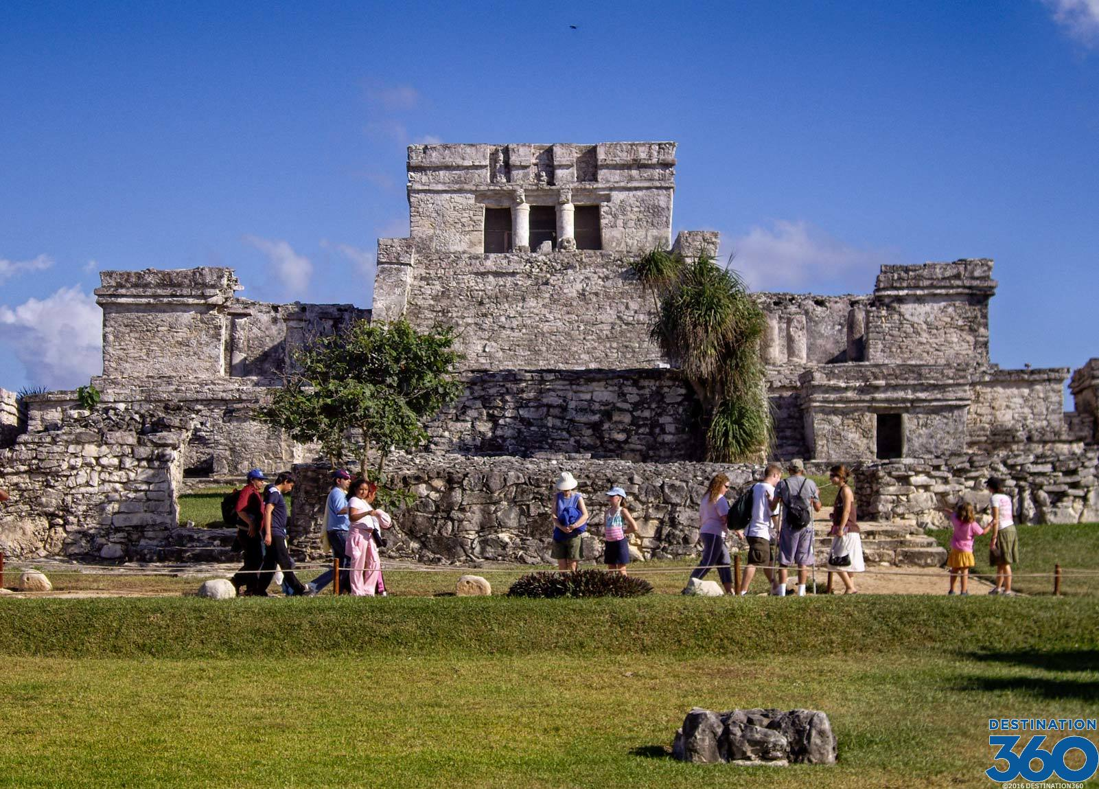 Tulum Ruins Virtual Tour