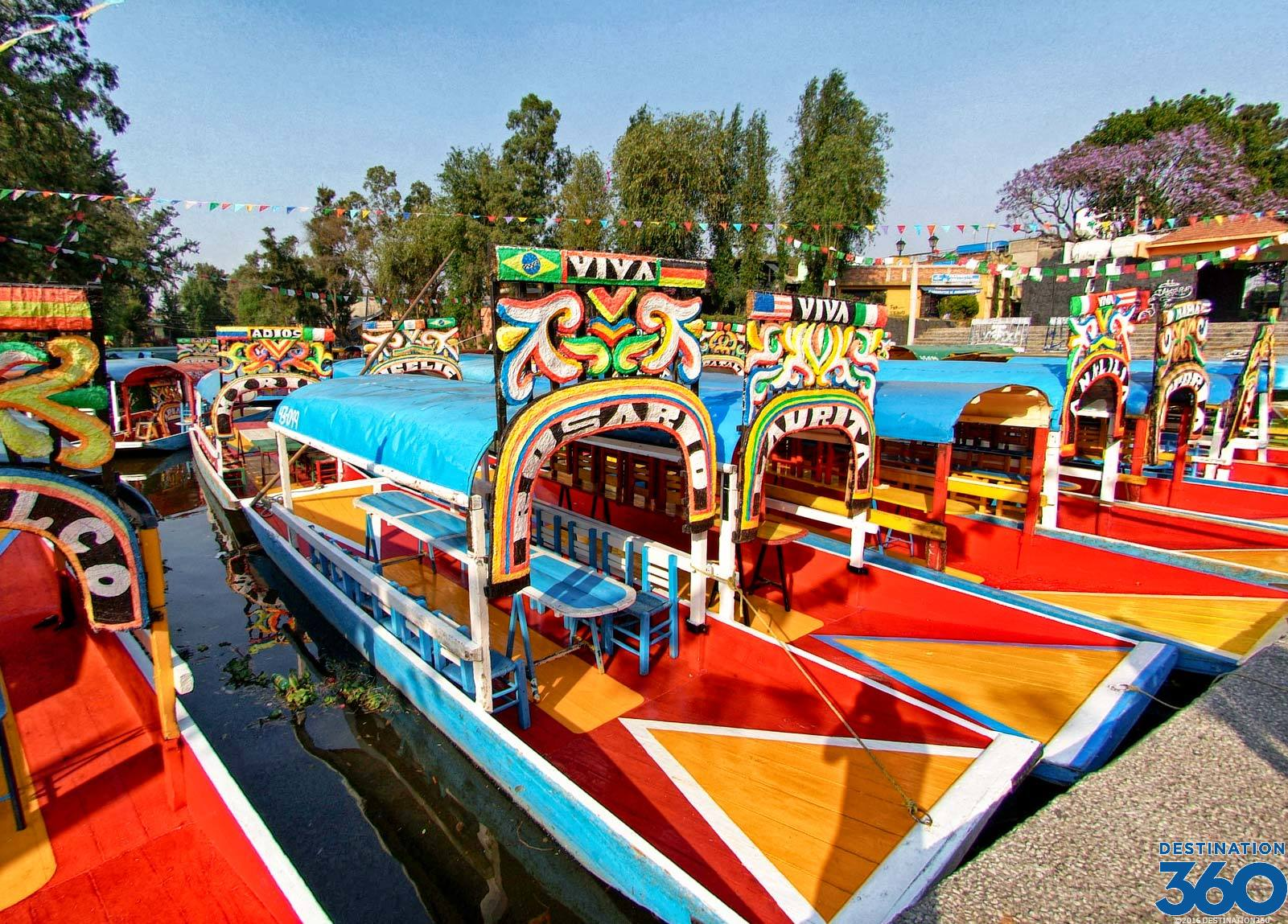 Xochimilco Virtual Tour