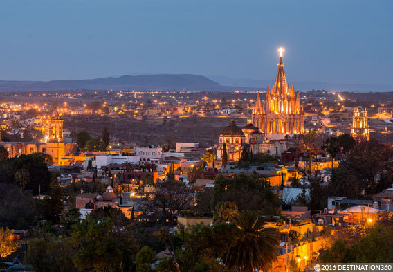 San Miguel de Allende Historic Center