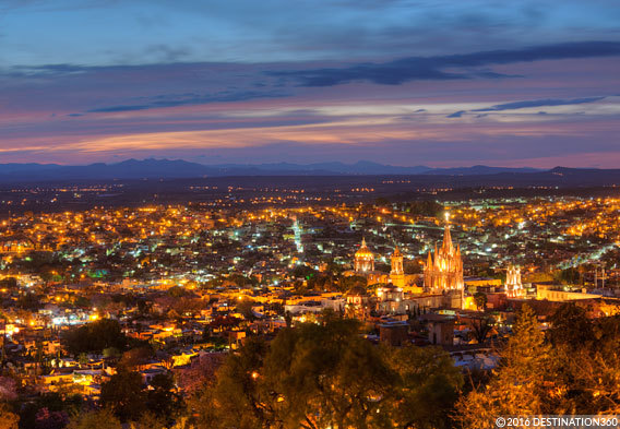 Taking Pictures in San Miguel de Allende