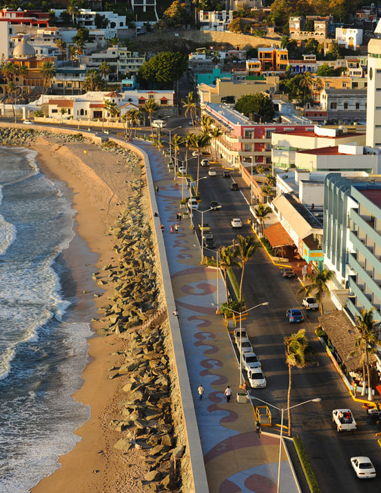 Mazatlan Malecon Walking Tour
