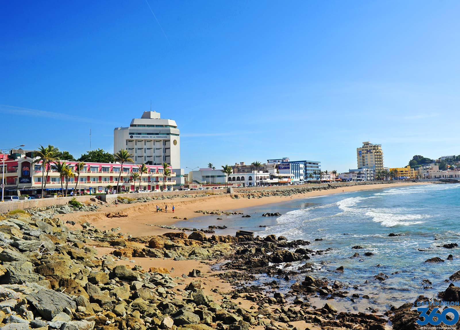 Mazatlan Beach Hotels Best Beach Hotels In Mazatlan