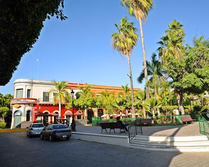 Plaza Machado Machado Square