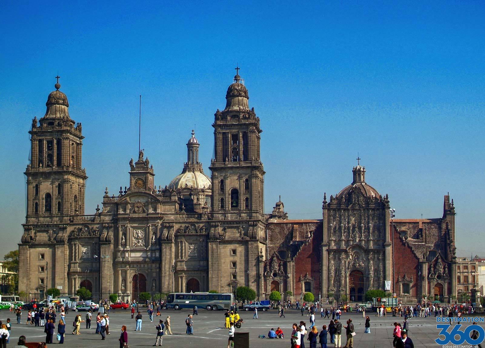 Centro Historico Historic Center Of Mexico City Mexico