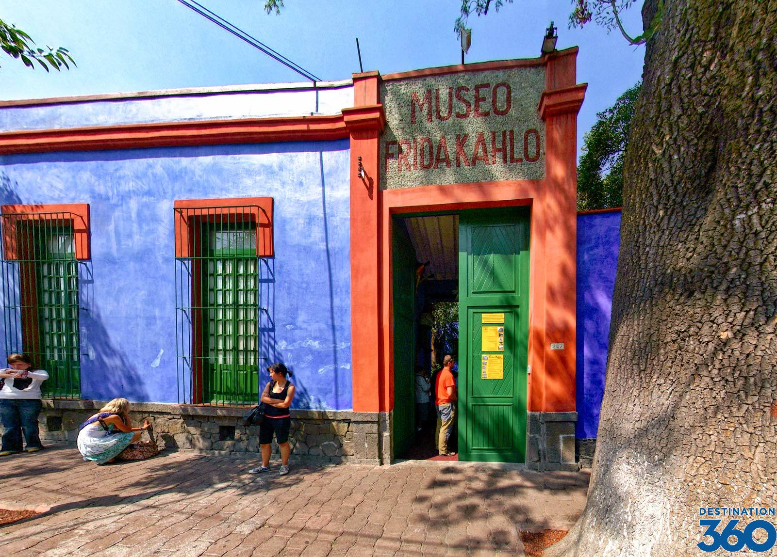 Frida Kahlo Museum Virtual Tour