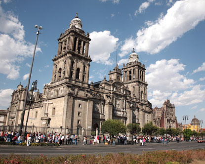 History of Mexico City