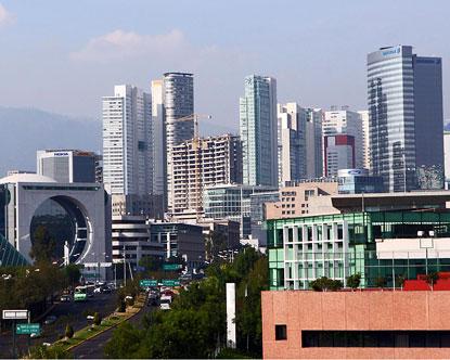Santa Fe Mexico City Centro Santa Fe Mall In Mexico City