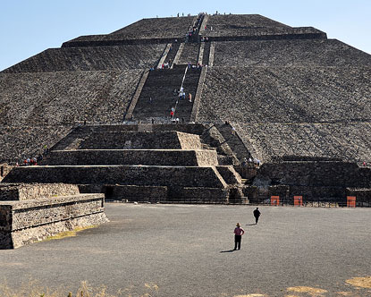 History of Teotihuacan