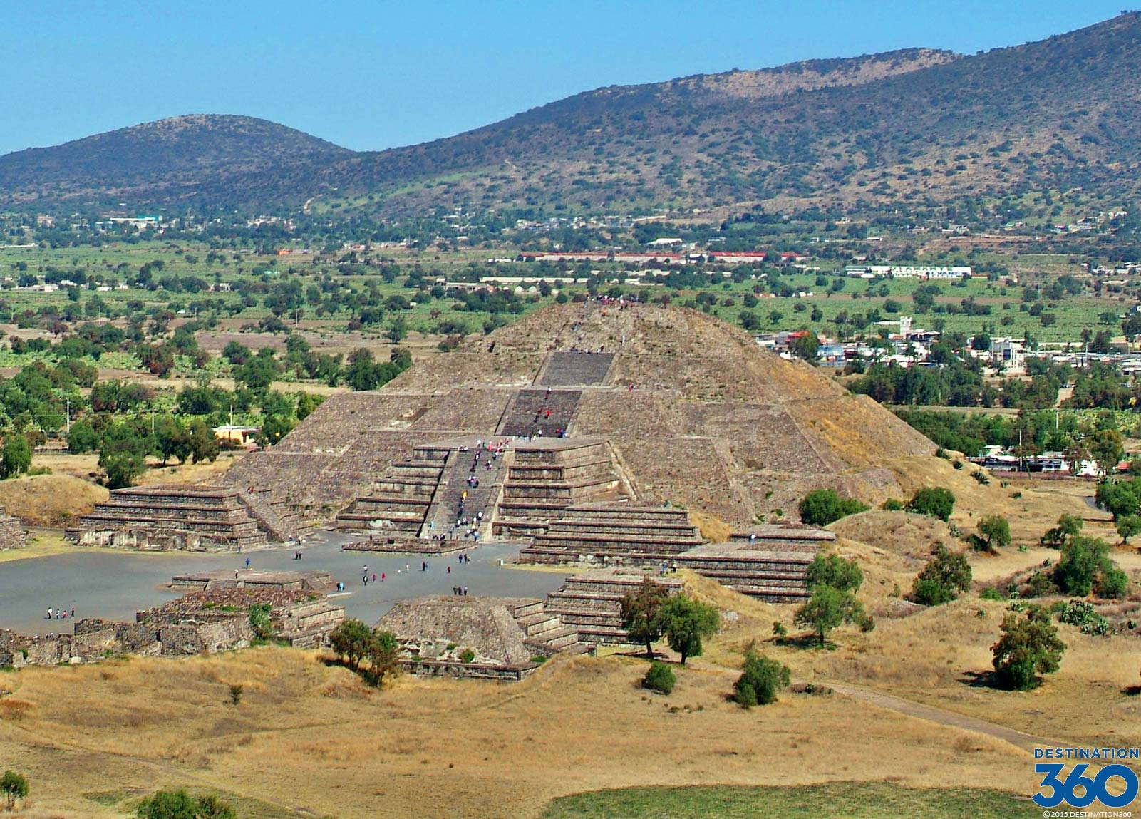 Teotihuacan Virtual Tour