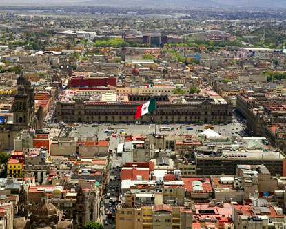 Mexico city vacation packages travel package to mexico city for Vacation in mexico city