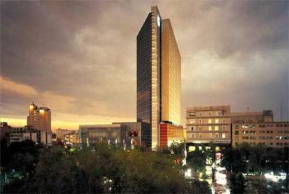 Sheraton Centro Historico Hotel, Mexico City, Mexico