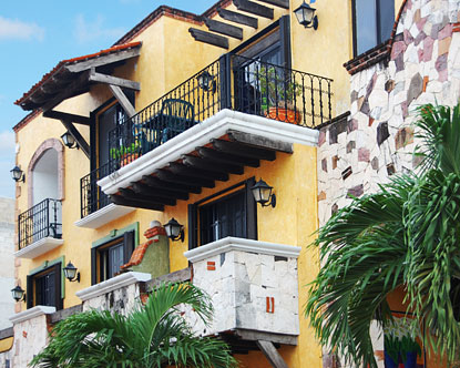 Playa del Carmen Apartments