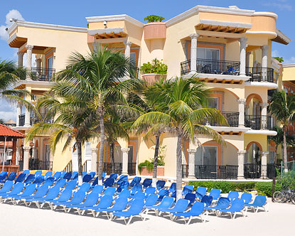 Playa del Carmen Beach Hotels