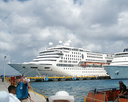 Playa del Carmen Cruises