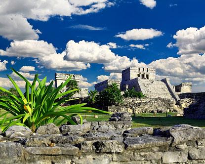 History Of Tulum Ruins