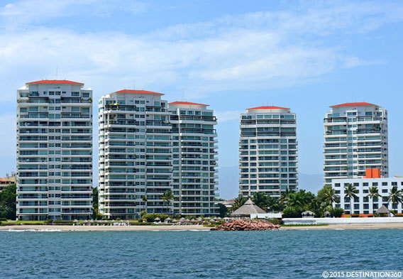Puerto Vallarta Beachfront Condos