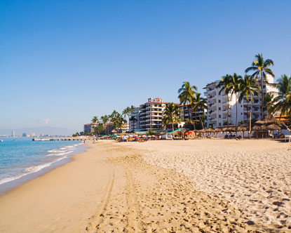 Beaches in Puerto Vallarta
