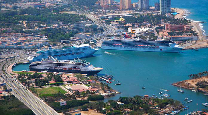 Puerto Vallarta Cruise Port