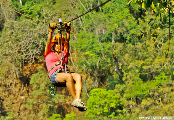 Zip Line Tours in Puerto Vallarta