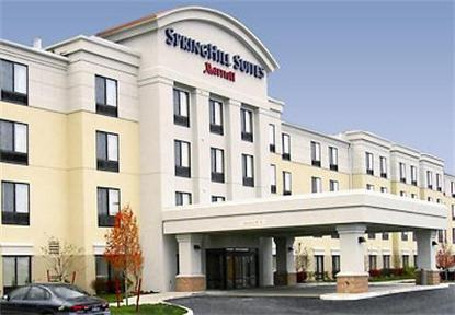 Springhill Suites By Marriott Birmingham Colonnade