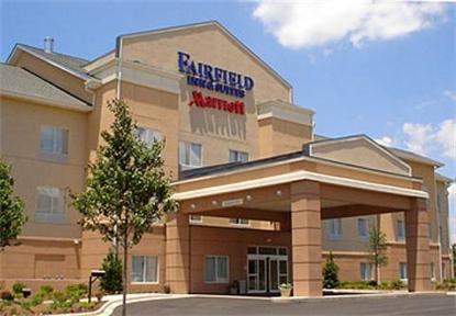 Fairfield Inn And Suites By Marriott Birmingham Fultondale / I 6