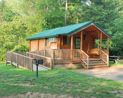 Alabama cabins alabama cabin rentals for Log cabin builders in alabama