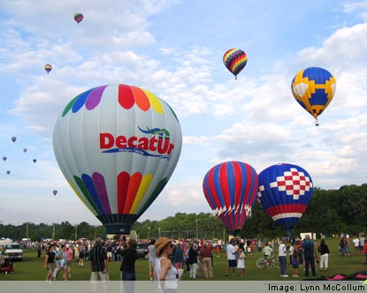 Fun things to do in decatur al