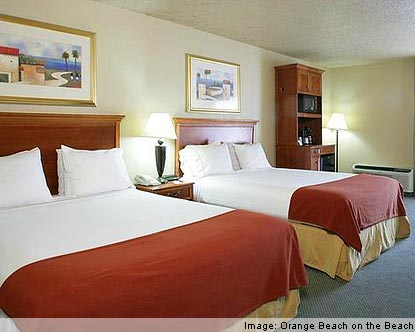 Orange Beach Alabama Hotels