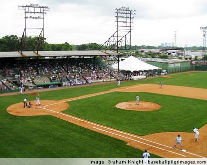 Rickwood Field America S Oldest Ballpark
