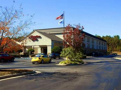 Hampton Inn Mobile I 10/Bellingrath Gardens