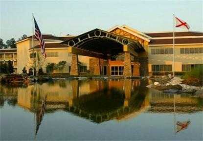 Marriott Auburn Opelika Hotel And Conference Center At Grand Nat