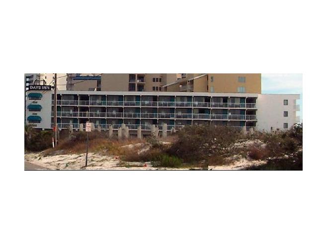 Gulf Shores Days Inn  Orange Beach Resort