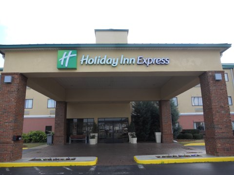 Holiday Inn Express Birmingham