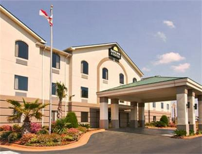 Montgomery Days Inn And Suites Prattville