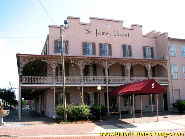 St. James Hotel Selma