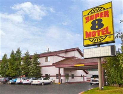 Super 8 Motel   Fairbanks