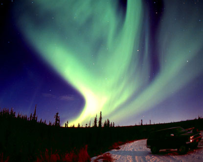 Aurora Borealis Alaska Northern Lights