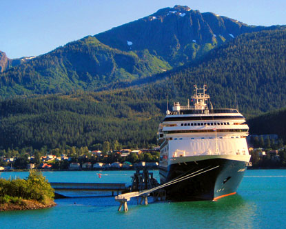 You need to decide what season you would prefer to cruise Alaska