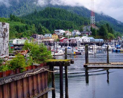 الاسكا - مناظر سياحية جوية لأجمل المناظر المتجمدة في ألاسكا