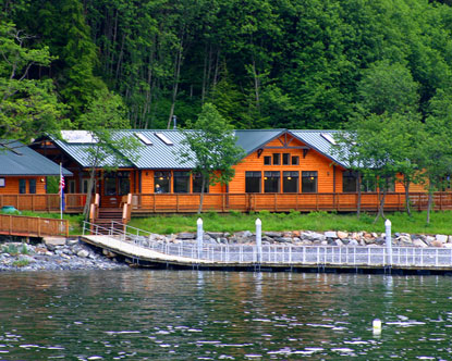 Jobs advertise alaska lodge for Sitka fishing lodges