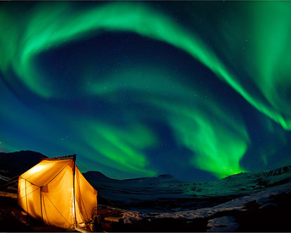 Aurora Borealis Vacations