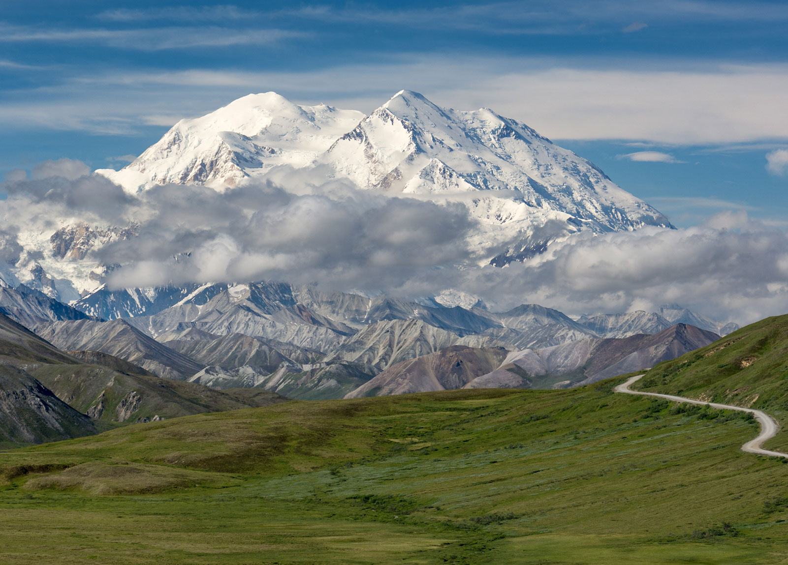 Denali National Park -...
